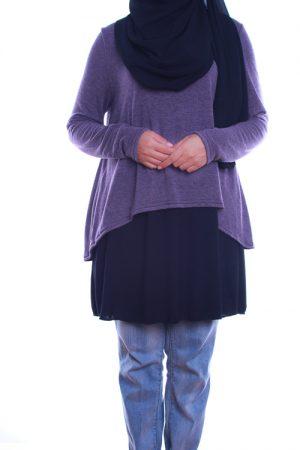 attiremadness | woman | tshirt | plain | layer tops