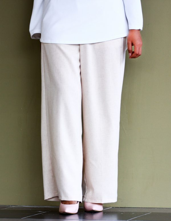 attiremadness | woman | pants | ironless | cotton linen