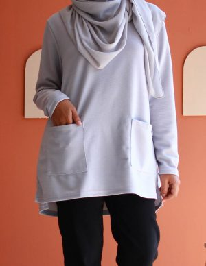 attiremadness | women | tshirt | ironless | muslimah | long sleeve